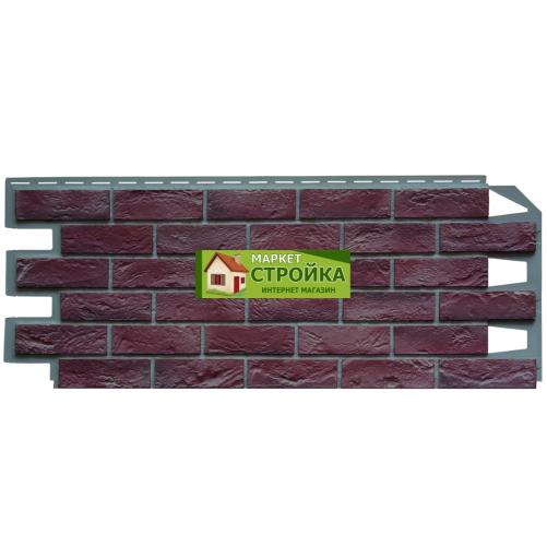 Фасадные панели VOX Solid Brick - цвет Belgium