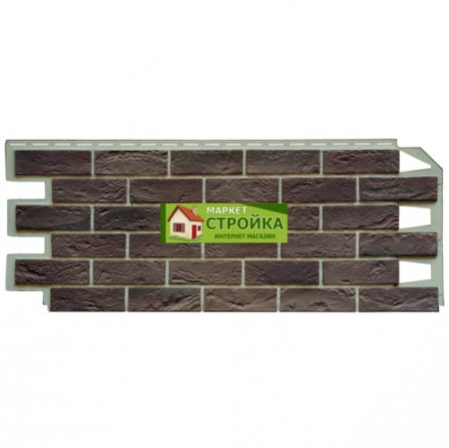 Фасадные панели VOX Solid Brick - цвет Ireland