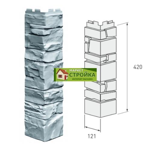 Угол наружный VOX Solid Stone