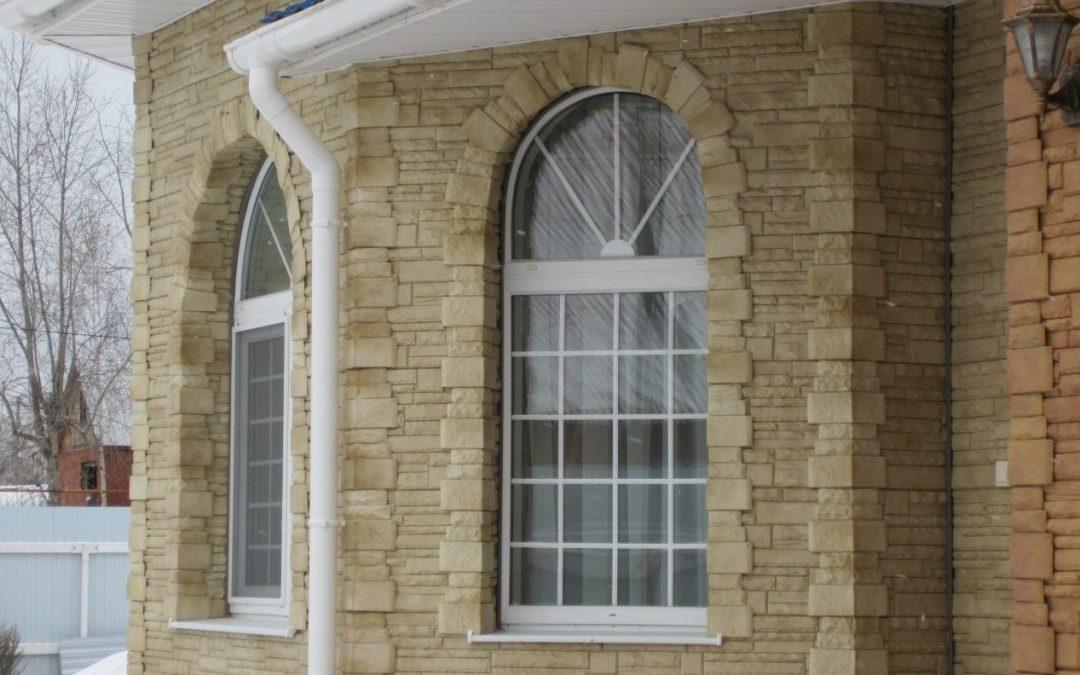 Облицовочные фасадные панели