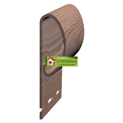 Финишный профиль Docke Wood Slide - Рябина