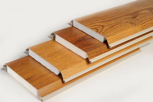 Ламинированный сайдинг Brusdecor - роскошь дерева