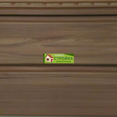 Сайдинг Tecos Natural wood effect под вагонку - Канадский дуб
