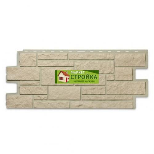 Фасадные панели ImaBeL (Tecos) Камень - Песчаник (710)