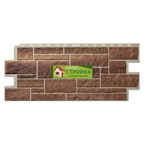 Фасадные панели ImaBeL (Tecos) Камень - Янтарь (705)