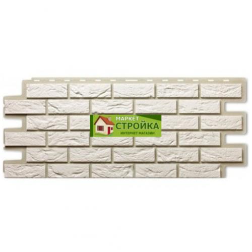 Фасадные панели ImaBeL (Tecos) Кирпич - Айсберг (603)