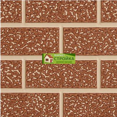 Фасадные панели ZODIAC (Зодиак) Кирпич AE10-002