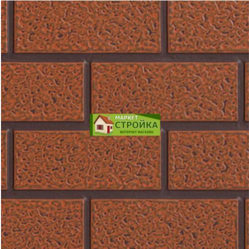 Фасадные панели ZODIAC (Зодиак) Кирпич AG10-012