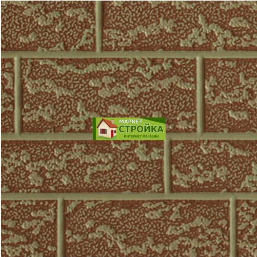 Фасадные панели ZODIAC (Зодиак) Кирпич крупнозернистый AC2-002