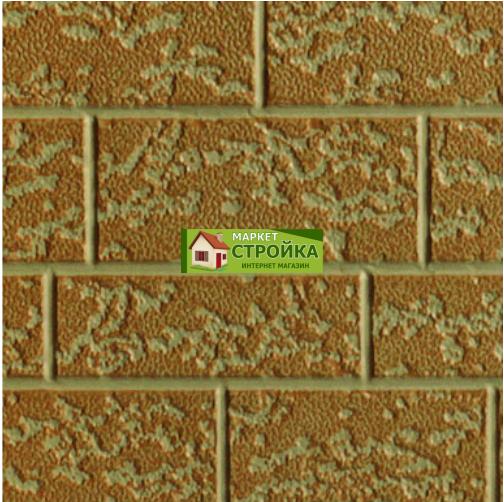 Фасадные панели ZODIAC (Зодиак) Кирпич крупнозернистый AC2-005