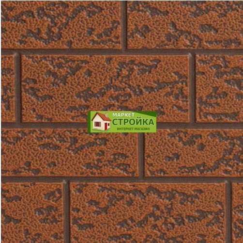 Фасадные панели ZODIAC (Зодиак) Кирпич крупнозернистый AG2-012
