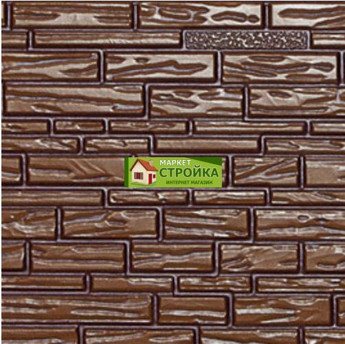 Фасадные панели ZODIAC (Зодиак) Кирпич мелкозернистый AG8-002
