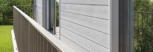 Фиброцементный сайдинг Cedral - высококлассная замена древесины