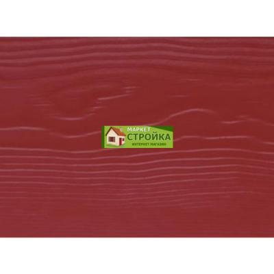 Фиброцементный сайдинг Cedral - Красная земля C61