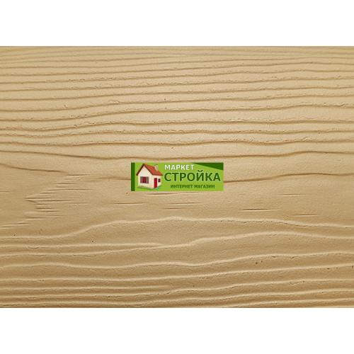 Фиброцементный сайдинг Cedral Click - Золотой песок C11