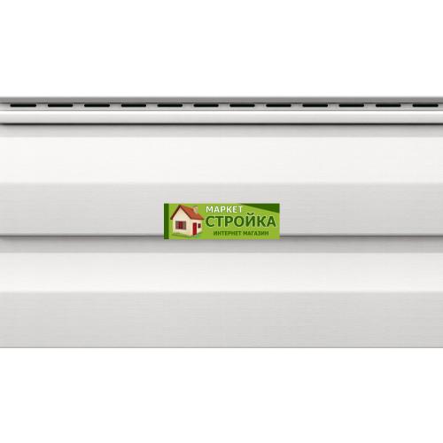 Сайдинг VOX Standart (Unicolor) — Белый