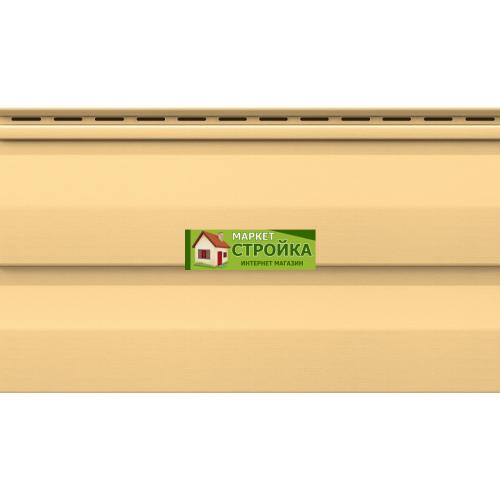 Сайдинг VOX Standart (Unicolor) — Желтый