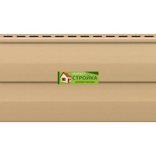 Сайдинг VOX Standart (Unicolor) — Песочный