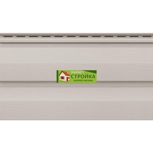 Сайдинг VOX Standart (Unicolor) — Светло-серый