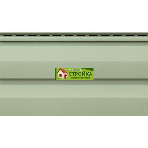 Сайдинг VOX Standart (Unicolor) — Светло-зеленый