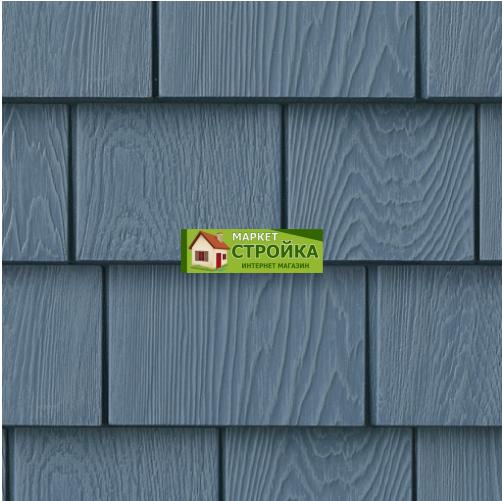Фасадные панели Foundry Кедр 5 - Голубое озеро (403)