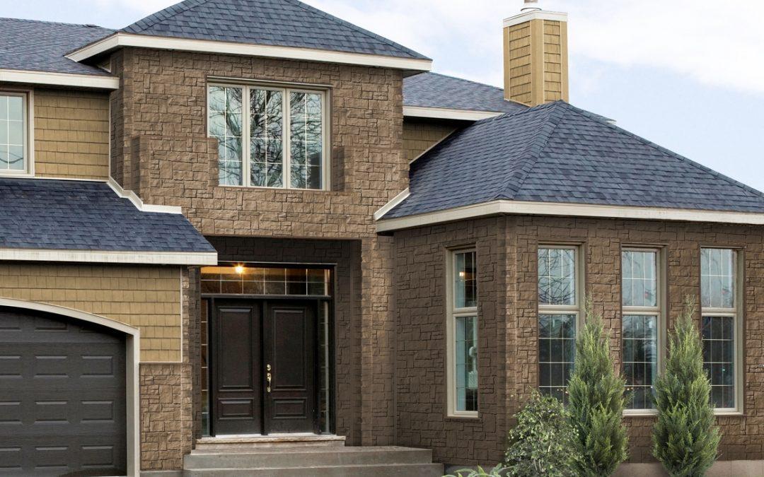 Фасадные панели Nordside — природная фактура кирпича и натурального камня