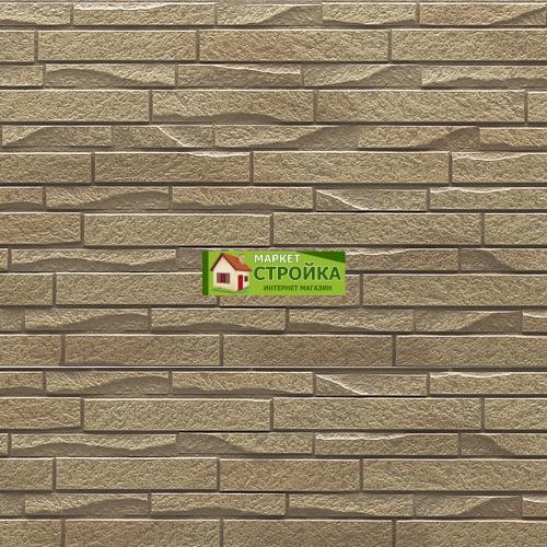 Фасадные панели KMEW под камень 3343