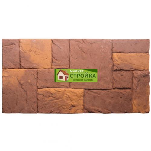Фасадная плитка Каньон Каменная мозаика