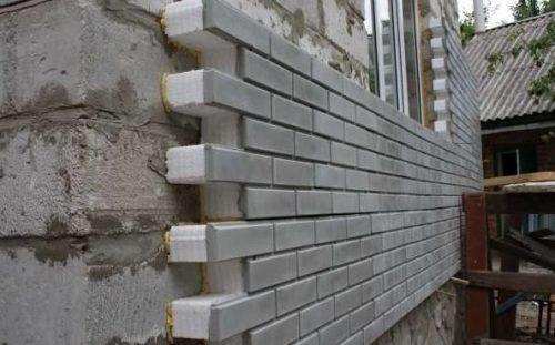 Фасадные облицовочные термопанели