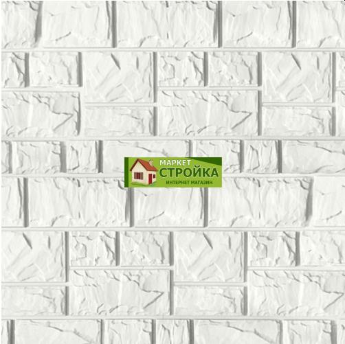 Фасадные панели Canada Ridge - Белый
