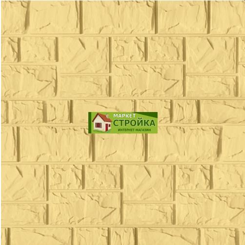 Фасадные панели Canada Ridge - Кремовый