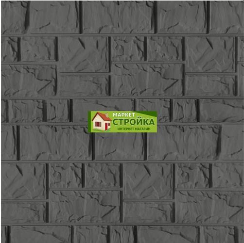 Фасадные панели Canada Ridge - Серый