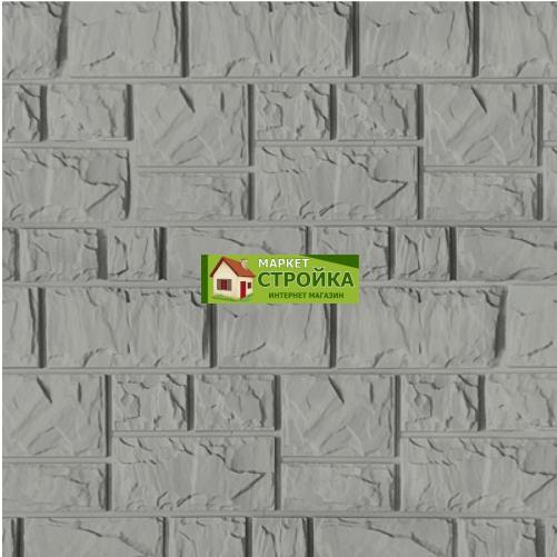 Фасадные панели Canada Ridge - Светло-серый