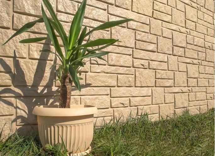 Сайдинг Текос Натуральный камень