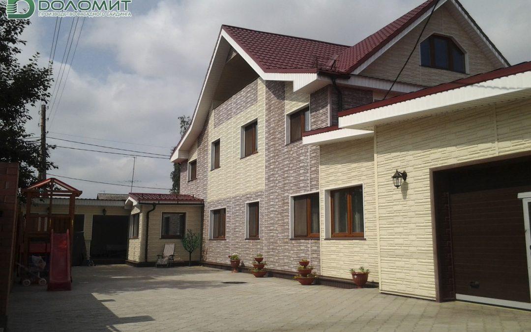 Цокольные панели Доломит — гарантированное качество от российского производителя