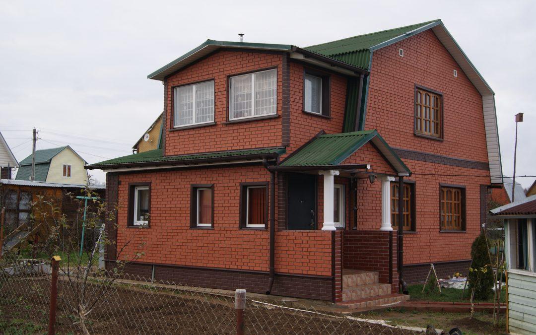 Фасадные панели FineBer российского производства