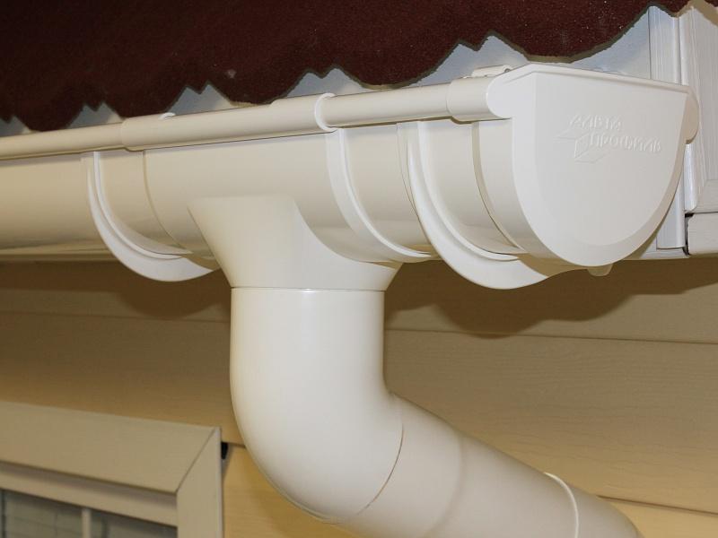 Водосток Альта — стильный дизайн по доступной цене
